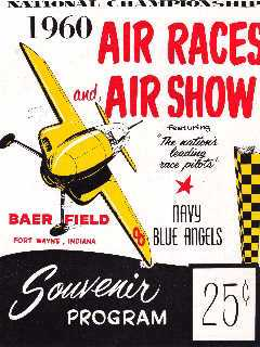 1960 National Championship Air Races and Air Show