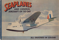 SEAPLANES and General Aircraft of To-Day - circa 1940