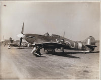 Vintage Original WWII Photo - Hawker Hurricane MkI