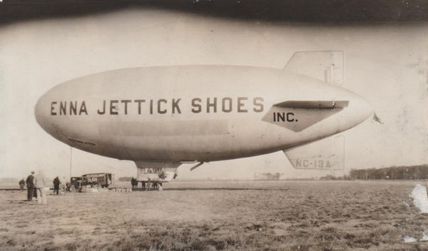"Goodyear ""Neponset"" NC-13A - circa 1930"