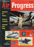 Air Progress - 1956/1957