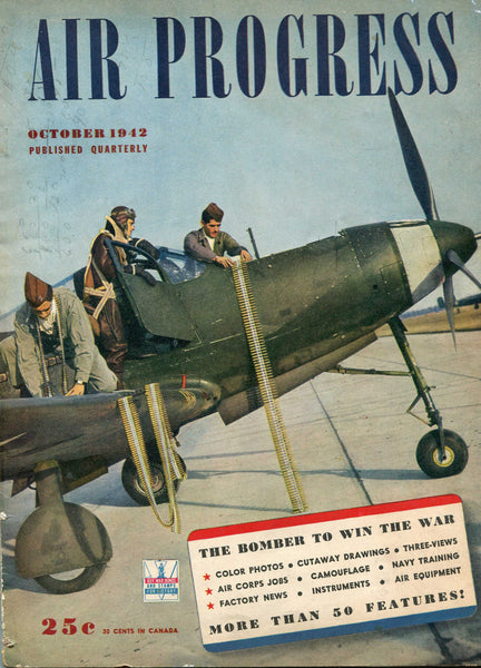 Air Progress - 30 issues - 1939 to 1964