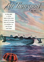 Air Transport - 38 Issues, 1943-1948