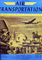 Air Transportation Magazine 1948 - Complete Volume