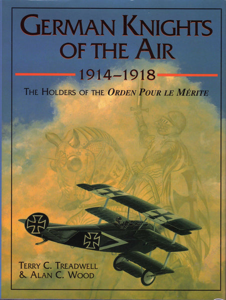 German Knights of the Air, 1914-1918 - Holder of the Blue Max