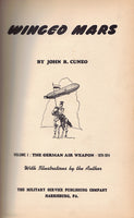 Winged Mars, Vol I, The German Air Weapon, 1870-1914