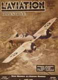 Amazing & Curious Publication - WWII L'Aviation Illustree' in Occupied France, 1942