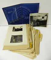 WWII Personal Papers of USN Research Engineer