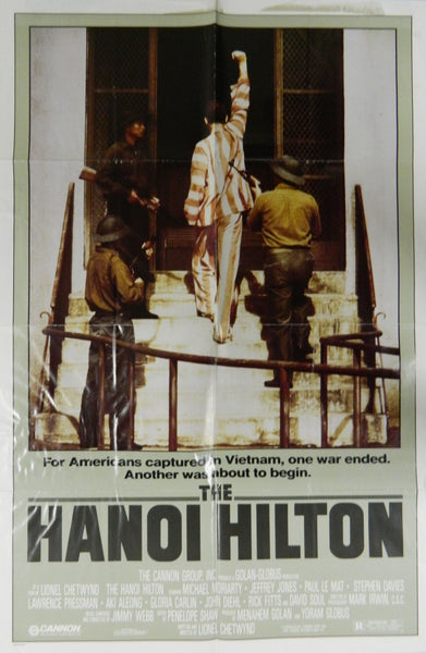 Hanoi Hilton Movie Poster - 1987
