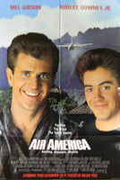 Air America Movie Poster - 1990
