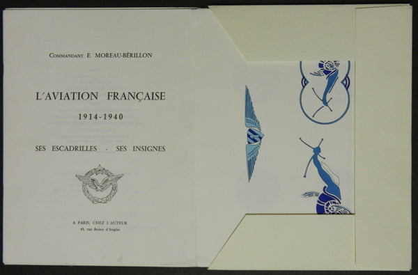 Massive Work on French Aircraft Insignia 1914-1940