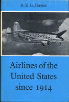 Davies -  Airlines of the United States since 1914