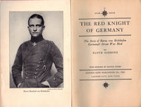 The Red Knight of Germany, The Story of Baron von Richtofen