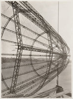 Zeppelin Factory Photo of Framework