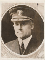 Capt. Harry Shoemaker to be USN Observer on the Graf Zeppelin - 1930