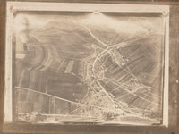WWI Aerial Photo - Copy of Ourches Airdrome Original