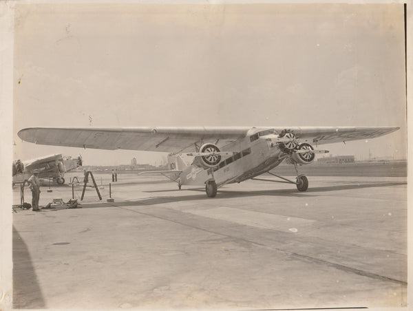 United Airlines Ford Trimotor