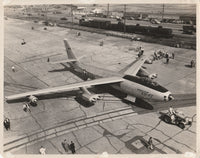 Boeing XB-47 First Prototype Tail Number 6065 - 1947