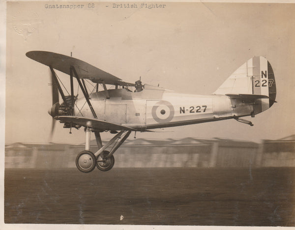 "Gloster ""Gnatsnapper ""88"" - 1928"