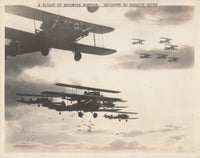 Keystone Bombers in Formation