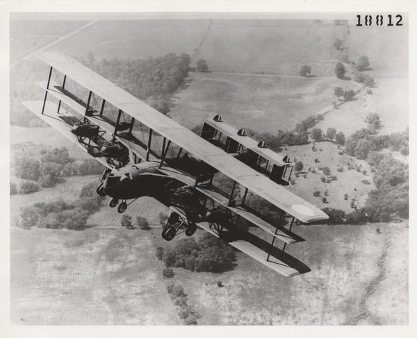 NBL-1 Barling Bomber Photo - 1923
