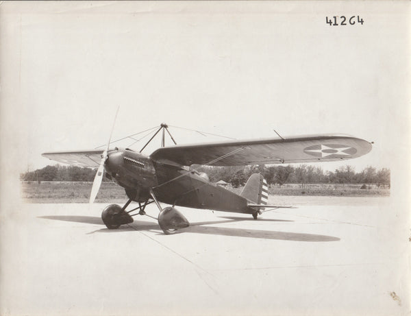 Douglas XO-31 Photo - circa 1930