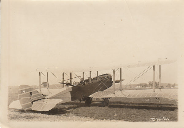 WWI-era D.H. 9 Photo