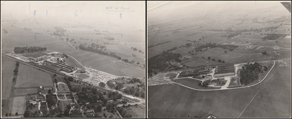 Waco Plant Aerial Photos - 1943/44