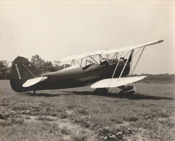 Waco UPF-7 Photo