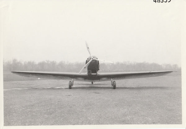 Wright Field Prototype Photo - circa 1935
