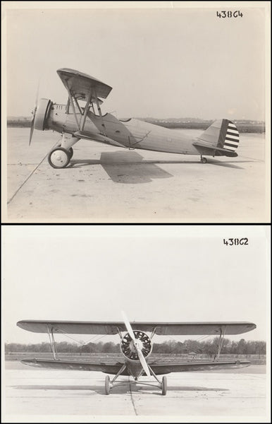 Consolidated PT-12 Prototype - circa 1930