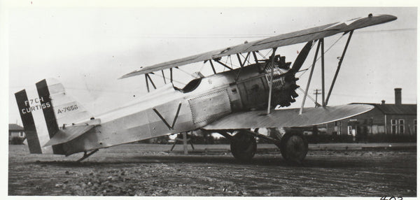 Curtiss F7C-1 Photo - circa 1927