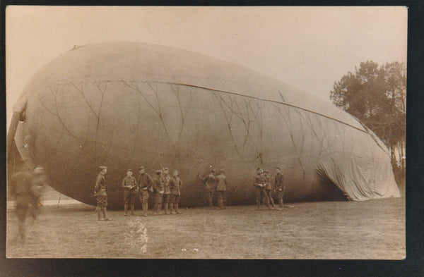 WWI Observation Balloon