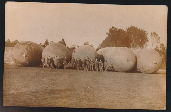 WWI Observation Balloon Gas Bags