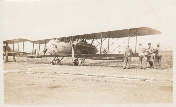 WWI French Observation Aircraft Photo