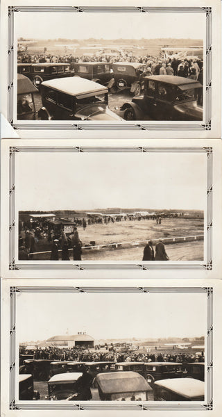 Ten Aero Meet Photos - circa 1925-30