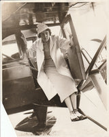 Press Photo, Mrs. John P. Ramey Wins Amateur Pilot's Race - 1936