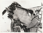 Press Photo, Recovery of a 40-Year Wreck - 1968