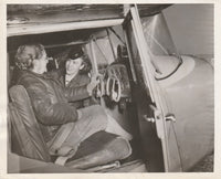 Press Photo, Air-Minded Grandma's Learn to Fly - 1945