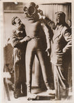 Press Photo, Spanish Aeronaut to Attempt Record Flight - 1935