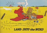 """I've Got Wings"", WWII Flying Safety Cartoon Booklet - circa 1943"
