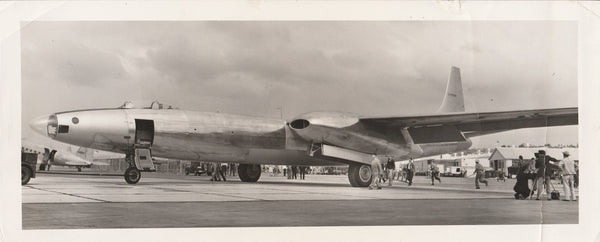 """SECRET"" Company File on the Consolidated Vultee XB-46 - 1948"