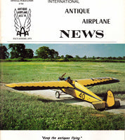 International Antique Airplane News - 36 Issues