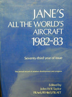 Jane's All the World's Aircraft - 1982/83