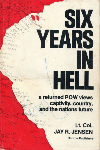 Six Years in Hell -  Jensen
