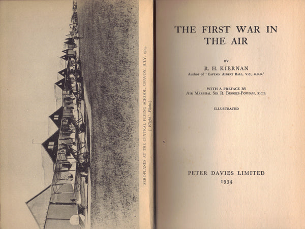 The First War in the Air