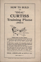 JN4D-2 Model Building Instructions - 1920