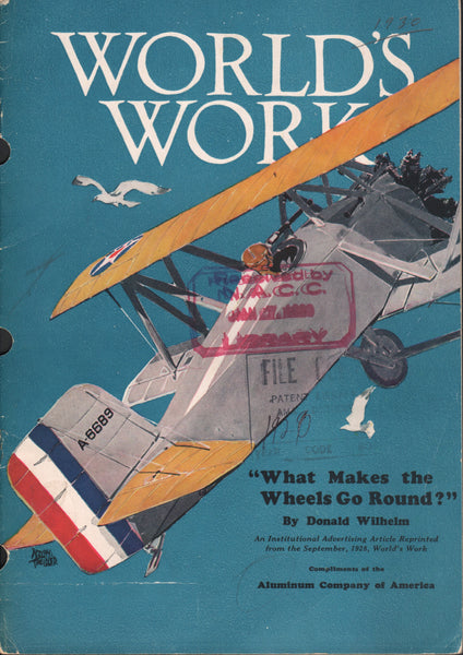 World's Work Reprint - 1928