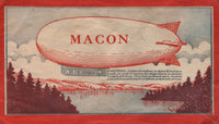 USS Macon Balloon Toy - circa 1930's