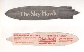 """The Sky Hawk"" - Movie Card"